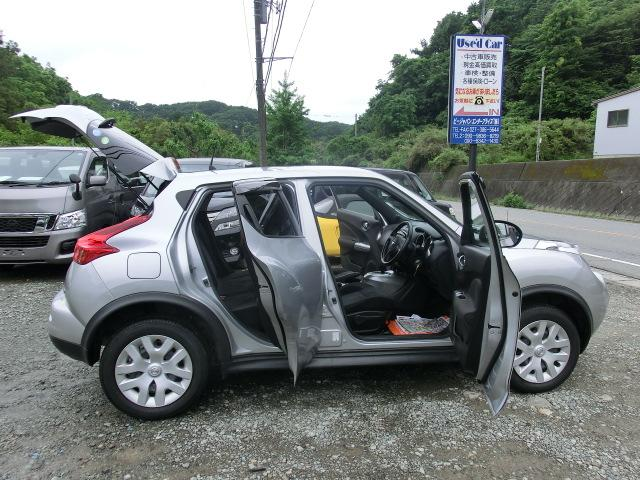 「日産」「ジューク」「SUV・クロカン」「群馬県」の中古車31