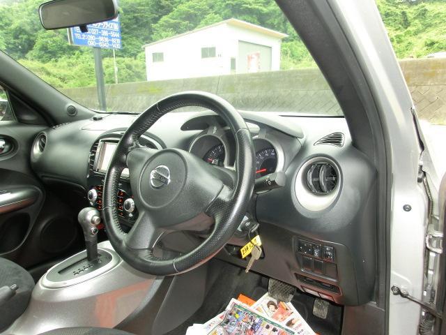 「日産」「ジューク」「SUV・クロカン」「群馬県」の中古車36