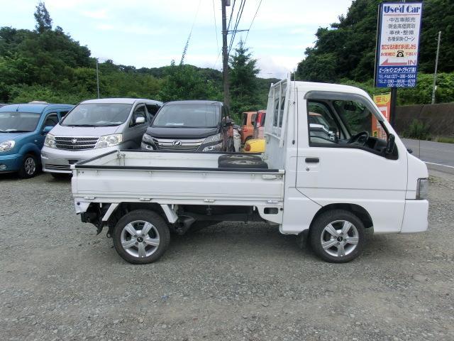 「スバル」「サンバートラック」「トラック」「群馬県」の中古車6
