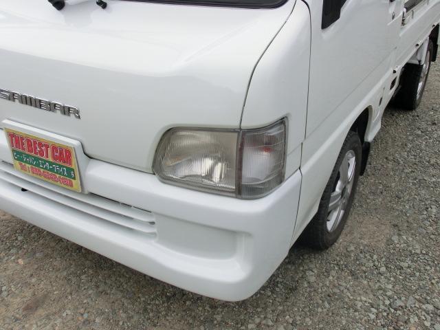 「スバル」「サンバートラック」「トラック」「群馬県」の中古車23