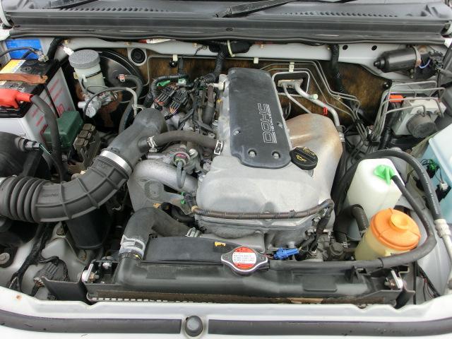 ベースグレード パートタイム4WDタイミングチェーン ABS ETC キーレス(16枚目)