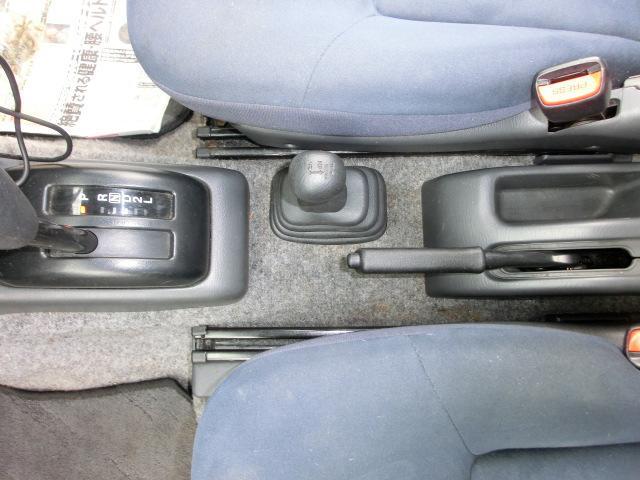 ベースグレード パートタイム4WDタイミングチェーン ABS ETC キーレス(31枚目)