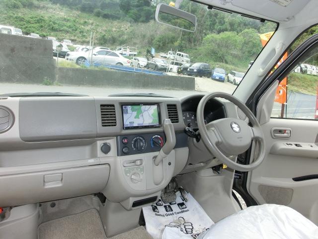 ジョイン ハイルーフパートタイム4WD ナビTV タイミングチェーン ABS ETC キーレス(12枚目)
