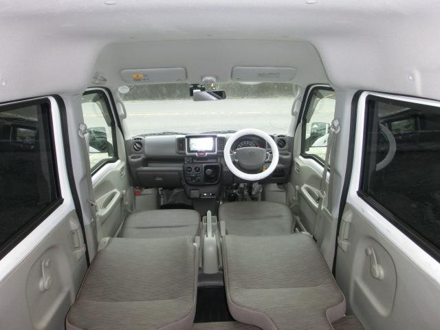 PA パートタイム4WD 5MT タイミングチェーン AW(12枚目)