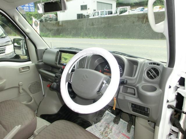 PA パートタイム4WD 5MT タイミングチェーン AW(17枚目)