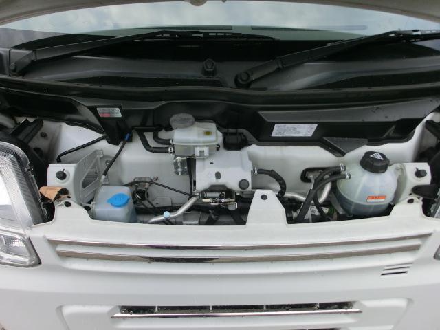 PA パートタイム4WD 5MT タイミングチェーン AW(20枚目)