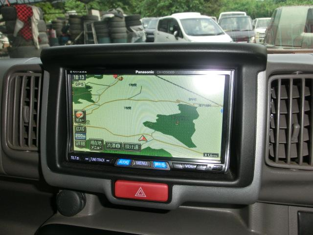PA パートタイム4WD 5MT タイミングチェーン AW(22枚目)