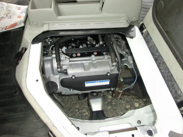 PA パートタイム4WD 5MT タイミングチェーン AW(45枚目)