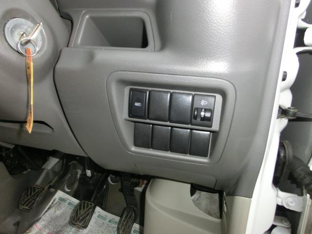 PA パートタイム4WD 5MT タイミングチェーン AW(46枚目)