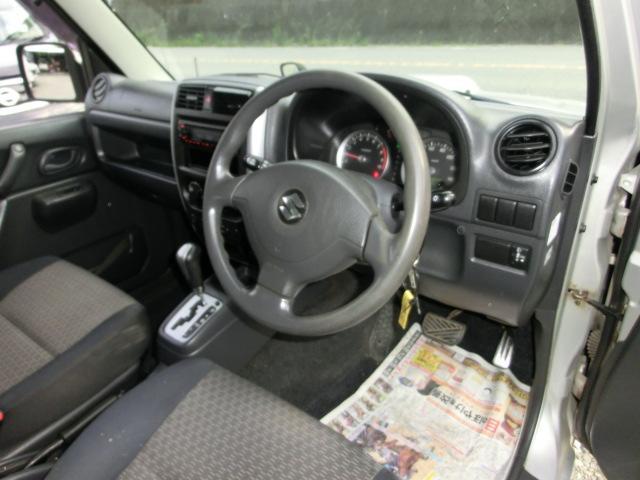 XG ワンオーナーパートタイム4WD AT タイミングチェーン ABSキーレス(16枚目)