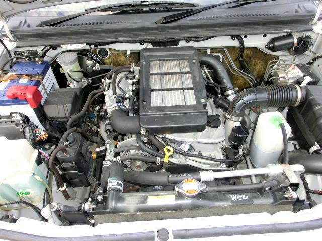 XG ワンオーナーパートタイム4WD AT タイミングチェーン ABSキーレス(19枚目)