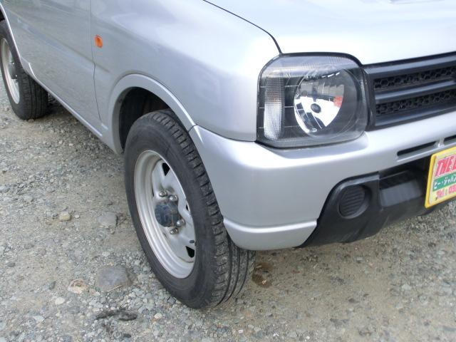 XG ワンオーナーパートタイム4WD AT タイミングチェーン ABSキーレス(21枚目)