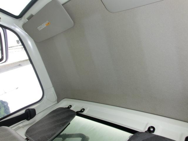KCエアコン・パワステ 冷蔵車 5MTタイミングチェーン PS AC(15枚目)