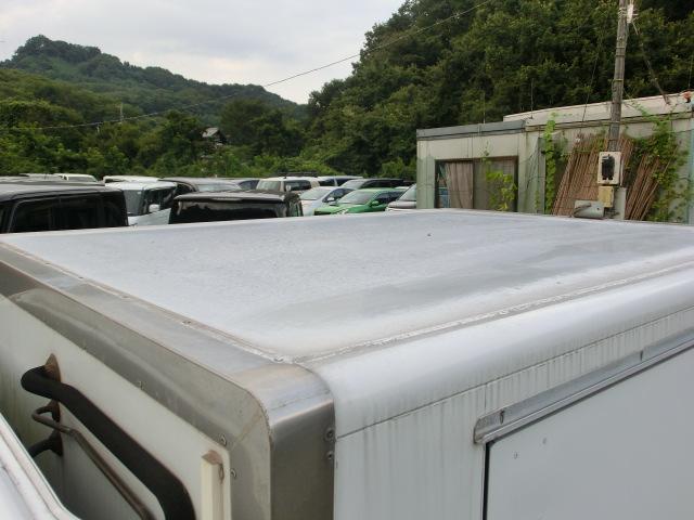 KCエアコン・パワステ 冷蔵車 5MTタイミングチェーン PS AC(29枚目)