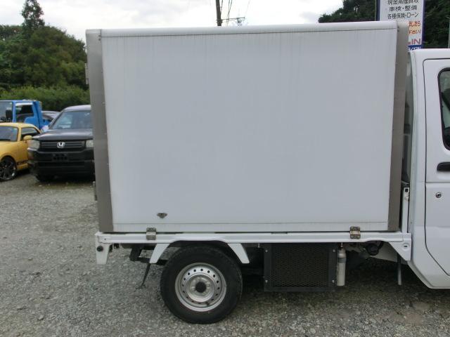 KCエアコン・パワステ 冷蔵車 5MTタイミングチェーン PS AC(38枚目)
