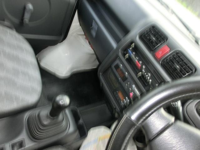 KCエアコン・パワステ 冷蔵車 5MTタイミングチェーン PS AC(44枚目)