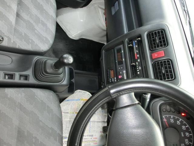 KCエアコン・パワステ 冷蔵車 5MTタイミングチェーン PS AC(45枚目)