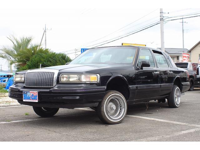 「リンカーン」「リンカーン タウンカー」「セダン」「栃木県」の中古車5