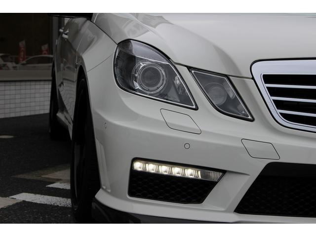 メルセデス・ベンツ M・ベンツ E63AMGパフォーマンスPKG黒革ハイパーフォージド20A