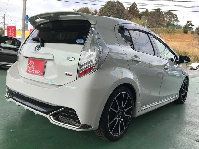 「トヨタ」「アクア」「コンパクトカー」「茨城県」の中古車49