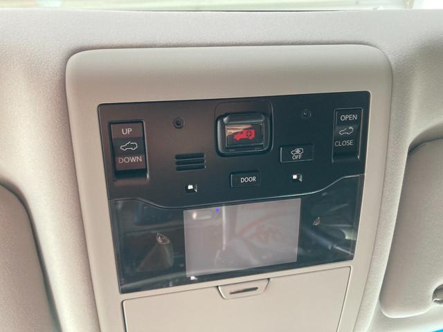 LX570 モデリスタエアロ モデリスタマフラー WALD22インチアルミ リアエンターシステム サンルーフ 全方位モニター 純正ドラレコ 置くだけ充電 ETC2.0(39枚目)