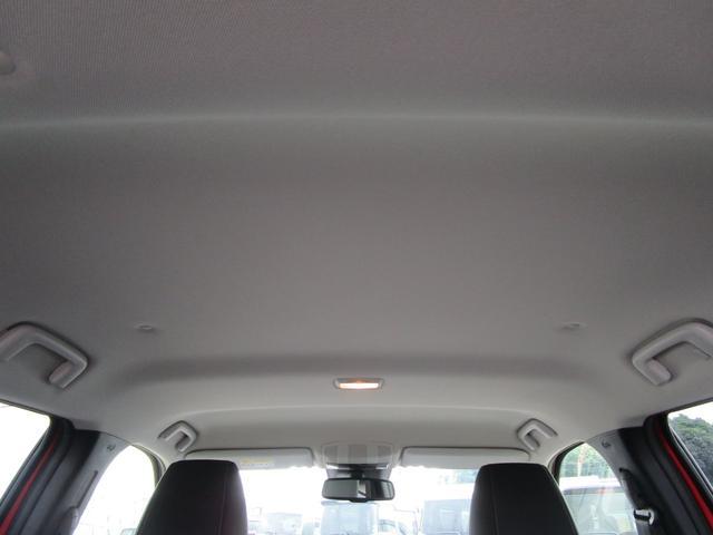 天井(ヘッドライニング)の画像
