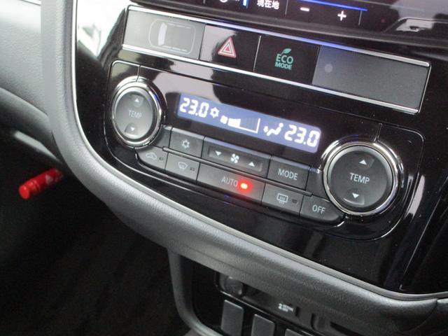左右独立温度コントロール式フルオートエアコン