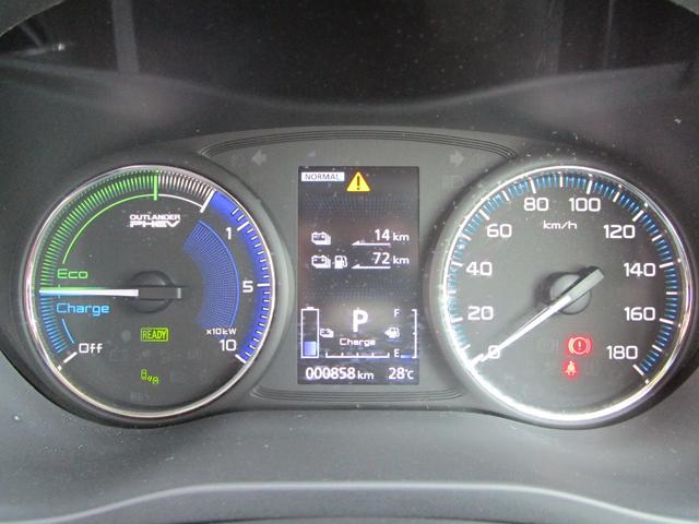 2.4 G 4WD サポカー試乗車UP電気温水式ヒーター(18枚目)