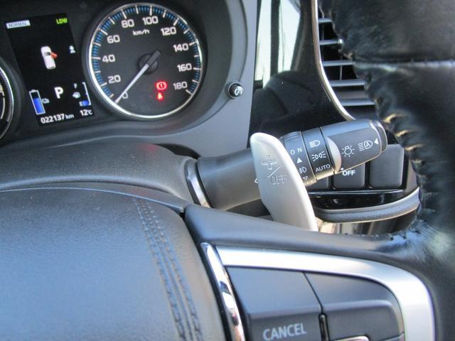 Gナビパッケージ 全方位カメラ 障害物センサー シートヒーター 純正メモリーナビ 三菱リモートコントロール(65枚目)