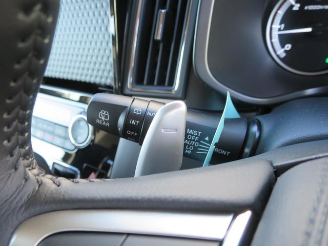 P 禁煙車 後側方検知警報システム 誤発進抑制 全方位カメラ 電動サイドステップ 電動パーキング 電動リヤゲート 衝突被害軽減ブレーキ クルーズコントロール 電動シート LEDヘッドライト 純正アルミ(53枚目)