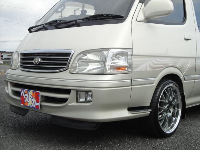「トヨタ」「ハイエース」「ミニバン・ワンボックス」「茨城県」の中古車2