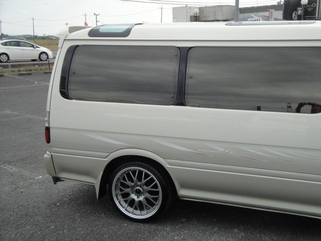「トヨタ」「ハイエース」「ミニバン・ワンボックス」「茨城県」の中古車11