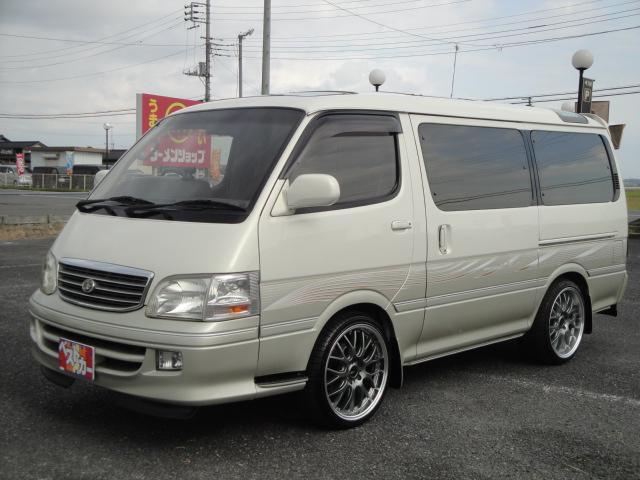 「トヨタ」「ハイエース」「ミニバン・ワンボックス」「茨城県」の中古車46