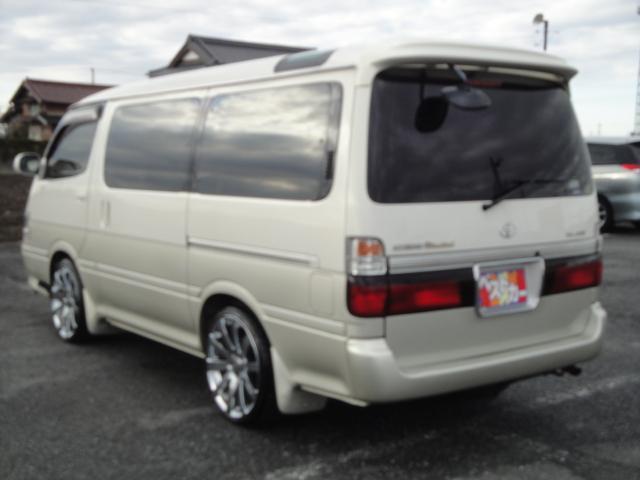 「トヨタ」「ハイエース」「ミニバン・ワンボックス」「茨城県」の中古車10