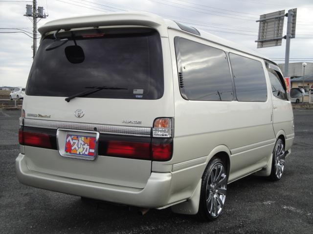 「トヨタ」「ハイエース」「ミニバン・ワンボックス」「茨城県」の中古車12
