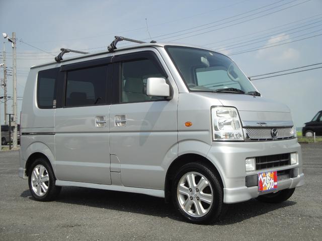 「マツダ」「スクラムワゴン」「コンパクトカー」「茨城県」の中古車8