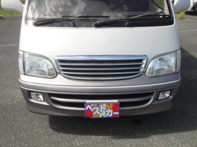 「トヨタ」「ハイエース」「ミニバン・ワンボックス」「茨城県」の中古車18