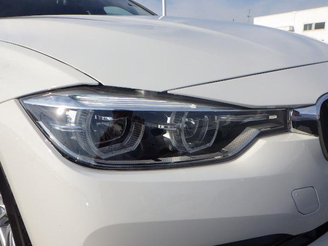 BMW BMW 318iツーリング LEDヘッドライト SOSコール
