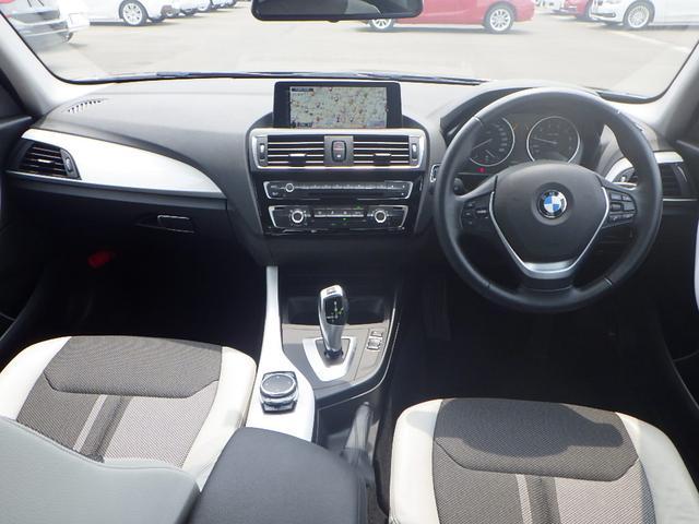 BMW BMW 118i スタイル ハーフレザー クルコン