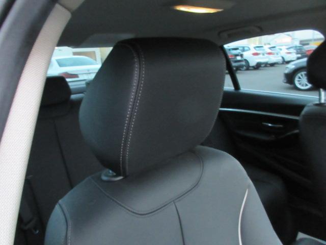 320iラグジュアリー 正規認定中古車 ワンオーナー LEDヘッドライト コンフォートアクセス 純正17インチ 純正HDDナビ レザーシート シートヒーター リアPDC バックカメラ ACC レーンチェンジウォーニング(32枚目)