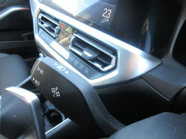 330i Mスポーツ LEDヘッドライト 純正HDDナビ ハーフレザー シートヒータ ACC パドルシフト オートトランク PDC バックカメラ ワイヤレスチャージング 純正18インチ(31枚目)