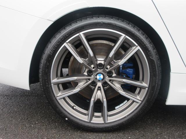 M340i xDrive 正規認定中古車 ワンオーナー レーザーライト レザーシート シートヒーター ヘッドアップディスプレイ 純正HDDナビ ジェスチャーコントロール リバースアシスト 純正19インチ ACC(20枚目)