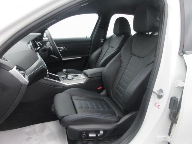 M340i xDrive 正規認定中古車 ワンオーナー レーザーライト レザーシート シートヒーター ヘッドアップディスプレイ 純正HDDナビ ジェスチャーコントロール リバースアシスト 純正19インチ ACC(28枚目)