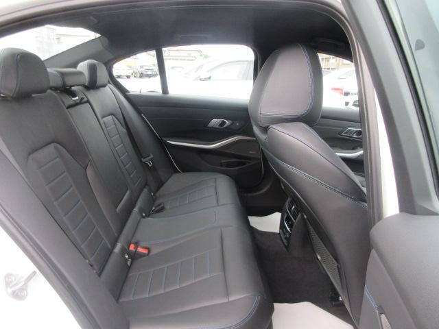 M340i xDrive 正規認定中古車 ワンオーナー レーザーライト レザーシート シートヒーター ヘッドアップディスプレイ 純正HDDナビ ジェスチャーコントロール リバースアシスト 純正19インチ ACC(30枚目)