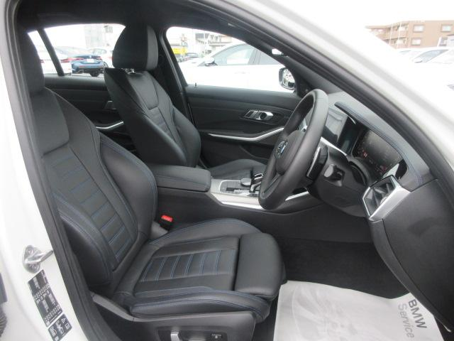 M340i xDrive 正規認定中古車 ワンオーナー レーザーライト レザーシート シートヒーター ヘッドアップディスプレイ 純正HDDナビ ジェスチャーコントロール リバースアシスト 純正19インチ ACC(31枚目)