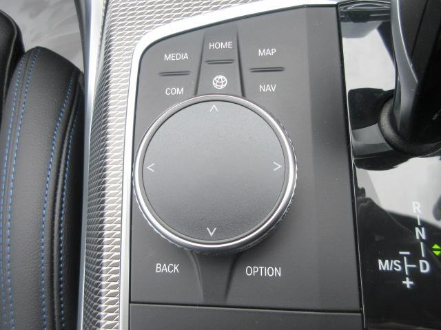 M340i xDrive 正規認定中古車 ワンオーナー レーザーライト レザーシート シートヒーター ヘッドアップディスプレイ 純正HDDナビ ジェスチャーコントロール リバースアシスト 純正19インチ ACC(54枚目)