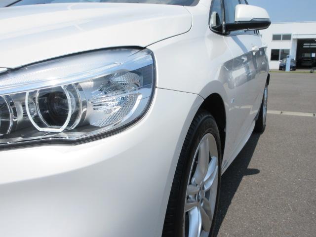 218dグランツアラー Mスポーツ 正規認定中古車 LEDヘッドライト 純正ETC 純正HDDナビ コンフォートアクセス リアPDC バックカメラ ドライビングアシスト 純正17インチ オートマチックテールゲート(57枚目)