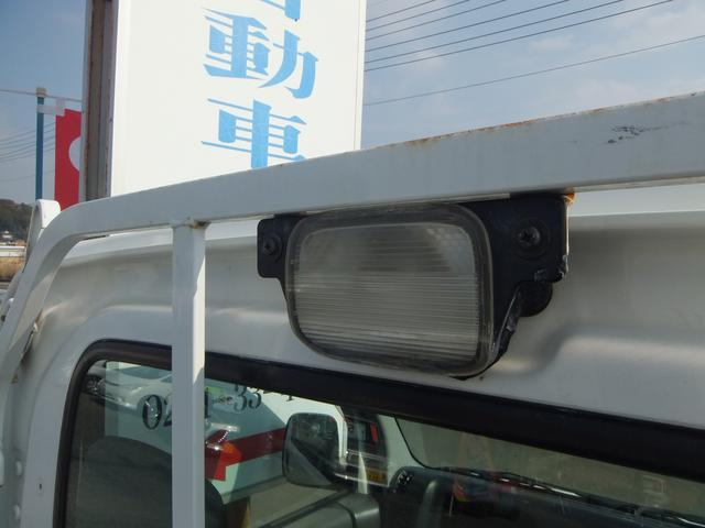 ホンダ アクティトラック SDX タイベル交換済 5速MT 4WD 作業灯 アルミ