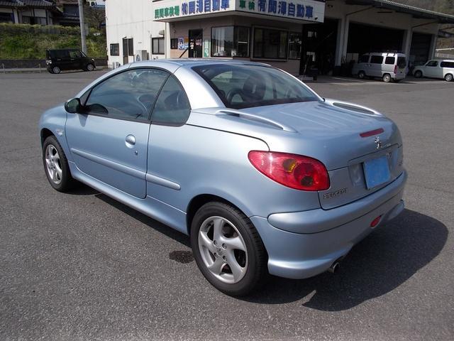 「プジョー」「プジョー 206」「オープンカー」「栃木県」の中古車8