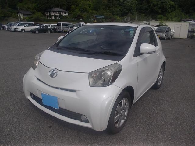 「トヨタ」「iQ」「コンパクトカー」「栃木県」の中古車11